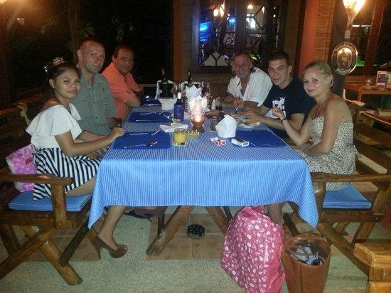 Röstiland: Abendessen mit Freunden