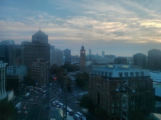 Mercure Sydney: View from room