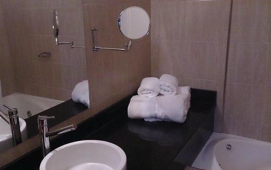 Grand Hotel Rio Cuarto: Suite