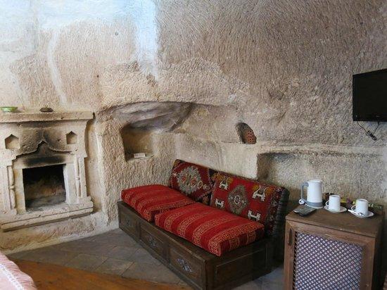 Taskonak Hotel : Room