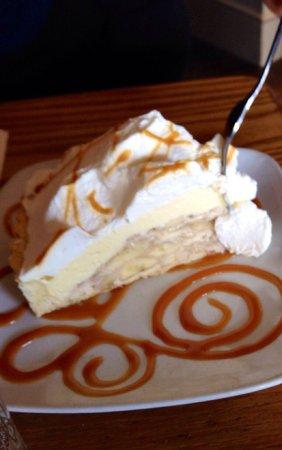 Pastiche Fine Desserts: Banana cream