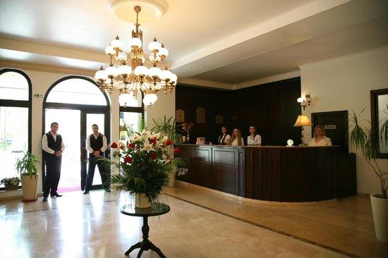 Hotel Richmond: Reception