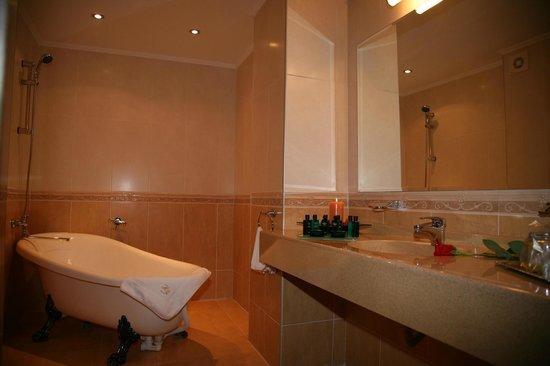 Hotel Richmond: VIP Bathroom