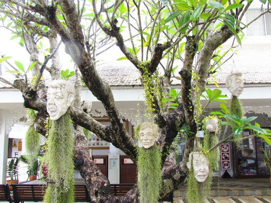 Wat Rong Khun: White Temple, у галереи