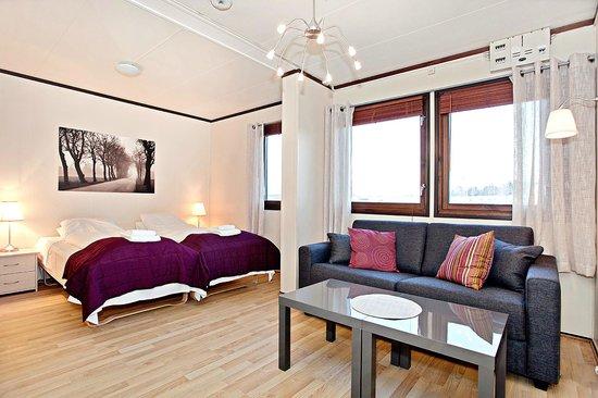 Sandmoen Bed & Breakfast : Double room