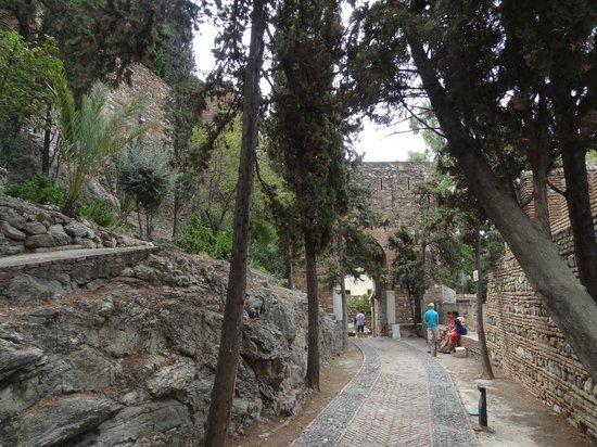 Alcazaba (fort) : 3