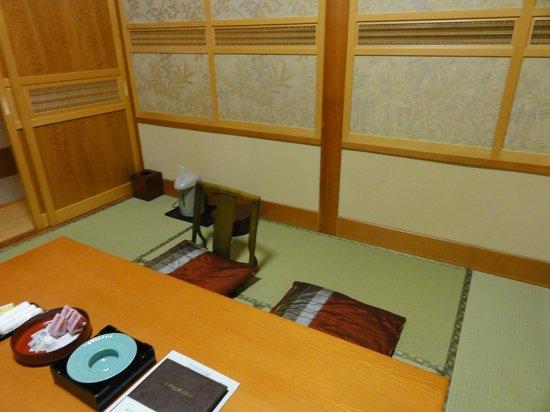 Yamanokami Onsen Yukaen: 和室