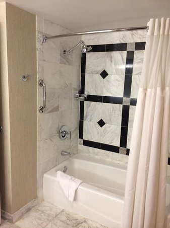 MGM Grand Hotel and Casino : Shower