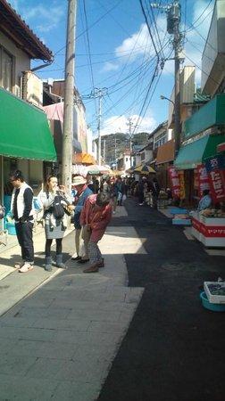 Yobuko Morning Market: 呼子の朝市