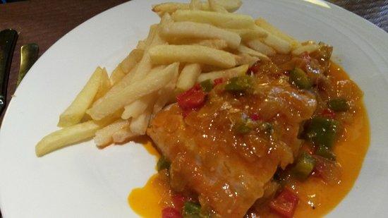 El Rincon de Don Pelayo: Salmon