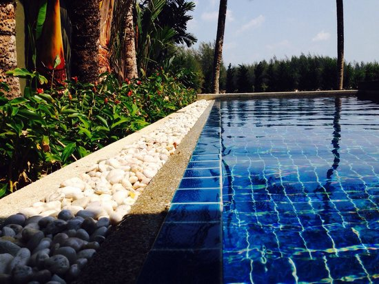 Anantara Layan PhuketResort : Sala pool villa