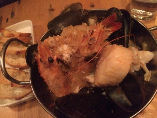 Photo of Seafood Restaurant Upstate at 95 1st Ave, New York, NY 10003, United States
