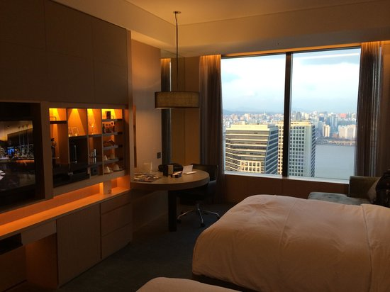 Conrad Seoul : View from room