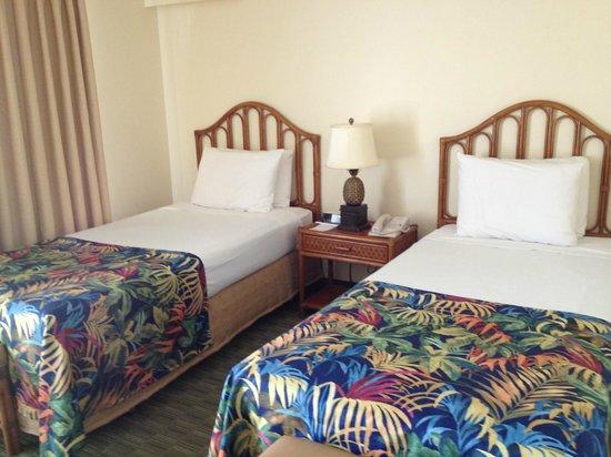OHANA Waikiki Malia by Outrigger : 寝室