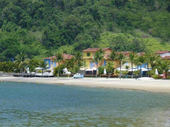 Portogalo Suite Hotel: The beach