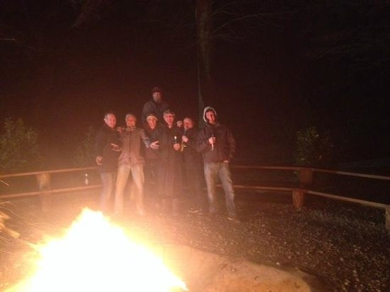 Oaker Wood Leisure: The Camp Fire Pit