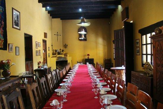 Na Bolom Cultural Centre: Dining hall 1
