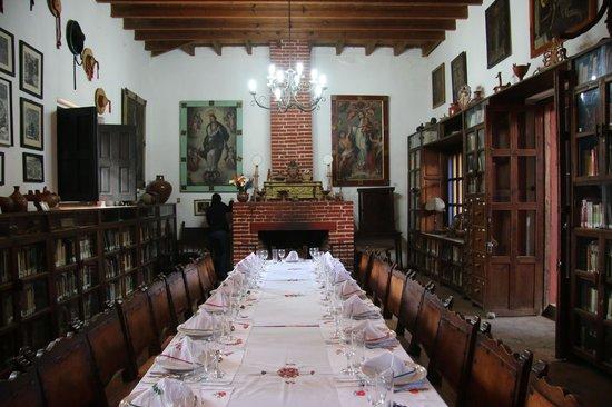 Na Bolom Cultural Centre: Dining hall 2