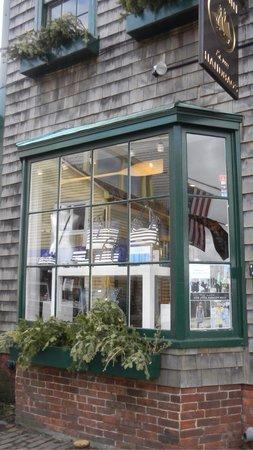 Bowen's Wharf: Nautical shop