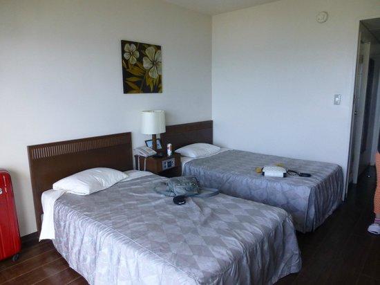 Grandvrio Resort Saipan : 本館7階の部屋