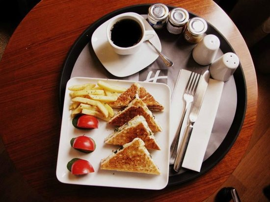 Holiday Inn Istanbul-Sisli : Breakfast