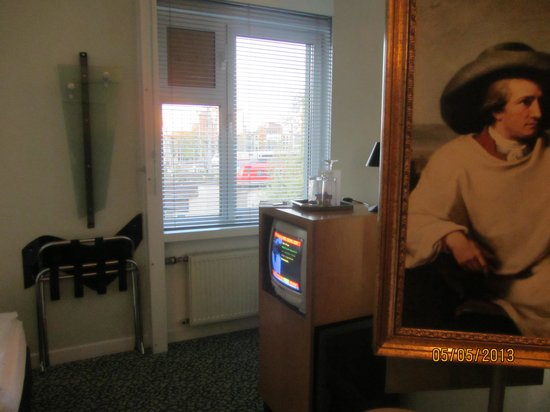 Hotel Cristall: в номере