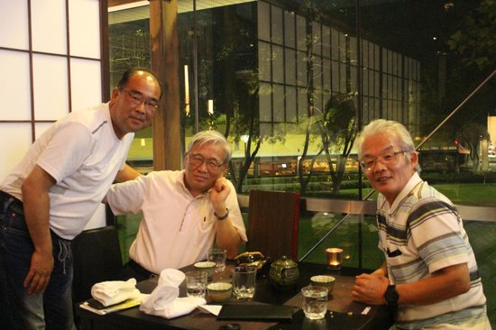Shiro Izakaya: Inside the restaurant