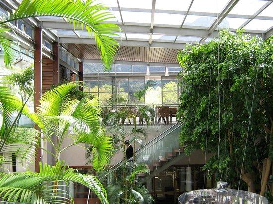 Vineyard Hotel: The Square Restaurant