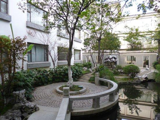 Garden Hotel (Liuyuan Road) - Lingering Garden : The yard 1