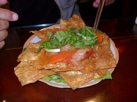 Van Loc Restaurant: specialites locales n 1 excellent
