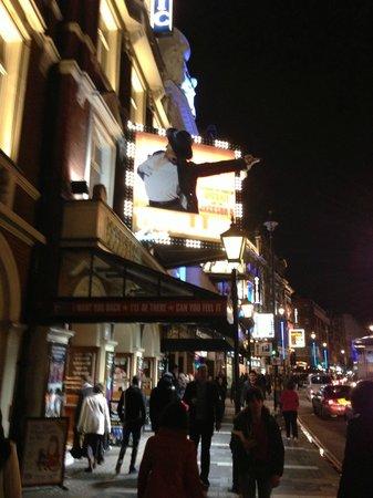 Thriller Live: Lyric Theater
