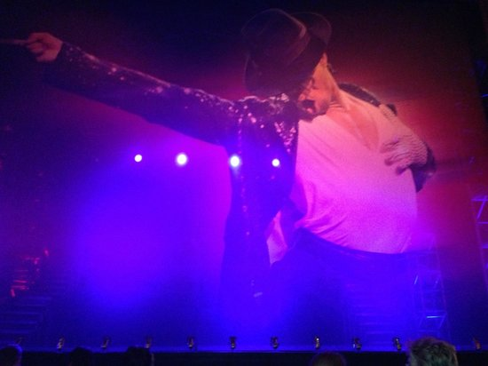 Thriller Live: Занавес, а больше фоткать нельзя