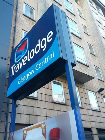 Travelodge Glasgow Central: March 2014