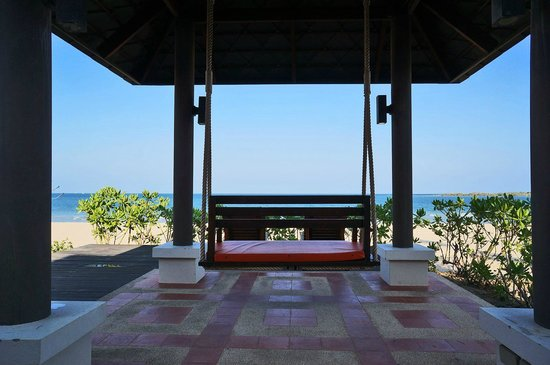 Sirarun Resort: Beachfront villa