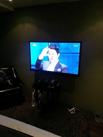 Hotel Amare Yeonsan: TV