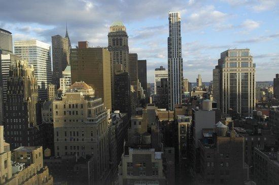 Residence Inn New York Manhattan/Times Square : Вид из номера