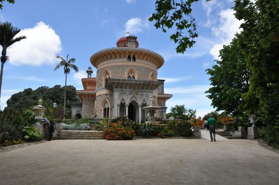 Palacio de Monserrate: Palacio de Monseratte.