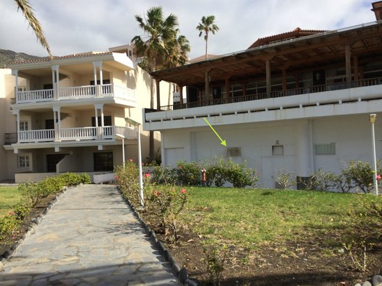 Sol La Palma Apartamentos: Installations at enter/restaurant/apartments
