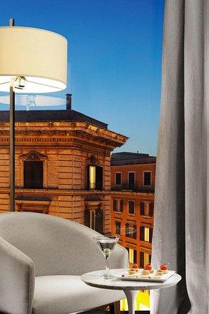 Le Meridien Visconti Rome: Camere Premier