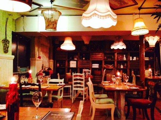 Tavistock Italia Retro Restaurant: Interior Retro Tavistock