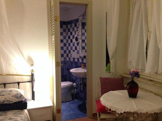 B&B Barocchetto Romano: Camera Matrimoniale con Bagno Interno
