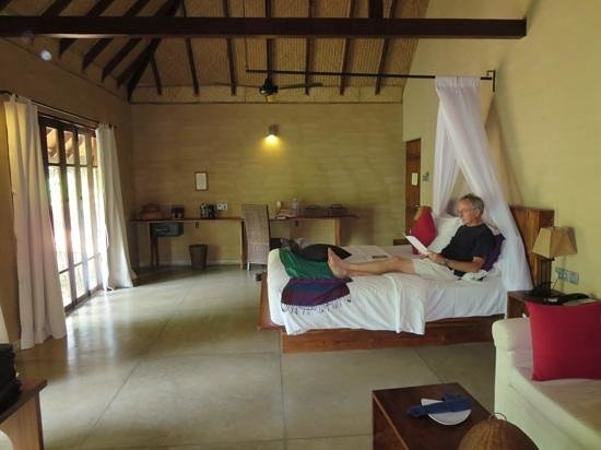 Jetwing Vil Uyana: our garden room
