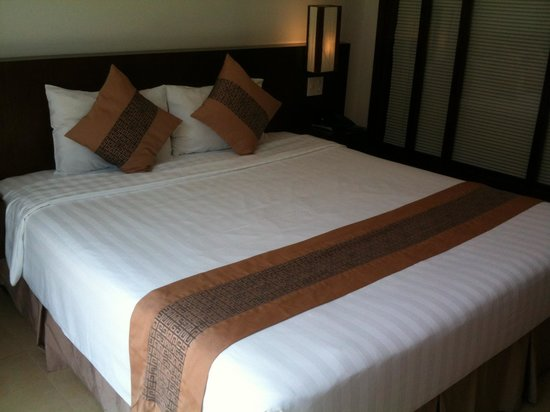 Valley Mountain Hotel : Chambre deluxe