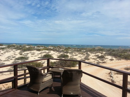 Sal Salis Ningaloo Reef: how to relax