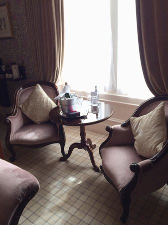 The Dunstane Hotel: Romantic extras