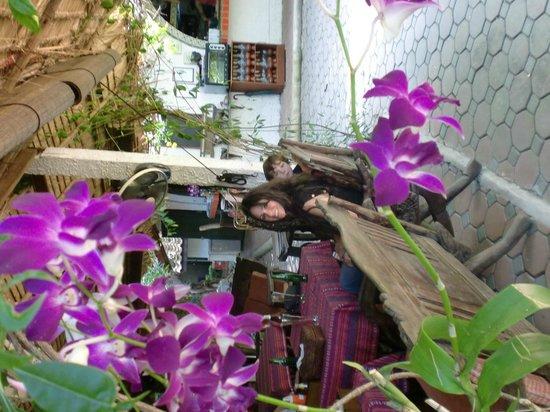 Secret Garden Chiang Mai : Beautiful dining area