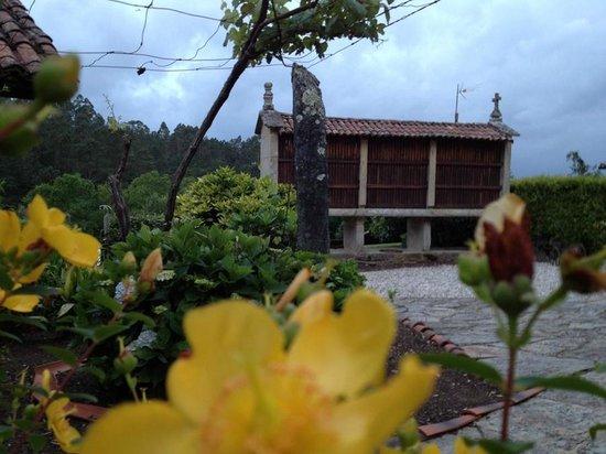 Casa alda Gasamans: Entorno