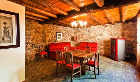 Casa alda Gasamans: Zona comun