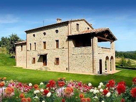 Villa Pulciana : La Villa