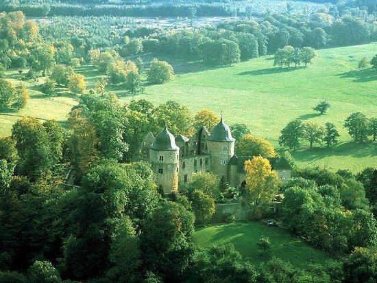 Hofgeismar, Almanya: Dornroeschenschloss Sababurg